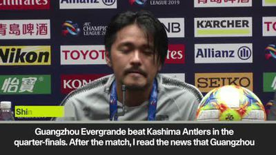 Cannavaro comments key to AFC semis win says Urawa's Koroki