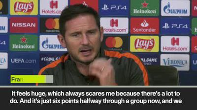 'We've found a blueprint' Lampard after Chelsea's 1-0 win over Ajax