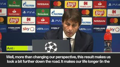 """We're on the right path"" says Conte after Inter 2-0 win over Borussia Dortmund"