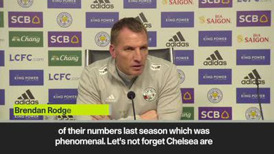 """""""We've thrown a hand grenade into top four chase,"""" says Rodgers"""