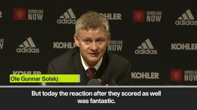 """Our best performance of the season"" says Solskjaer after Man United beat Brighton 3-1 in EPL"