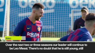 'Messi will stay for 5 years' - Barca president Bartomeu