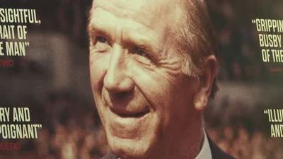'He means Manchester United' - world premiere of film about legendary manager Sir Matt Busby