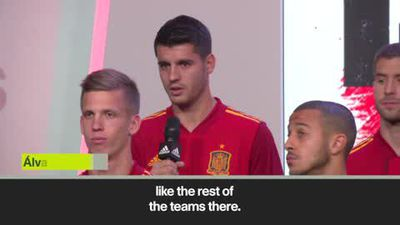 Morata and Carvajal defend new Spanish Super Cup