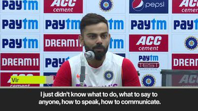 Kohli opens up on mental health issues during his career while reflecting on Maxwell's break from...