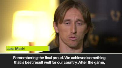 Luka Modric on Croatia World Cup disappointment