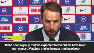 'We have taken teams apart' says Southgate after 7-0 England win