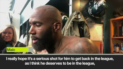 Eagles safety Malcolm Jenkins comments on Colin Kaepernick's NFL workout