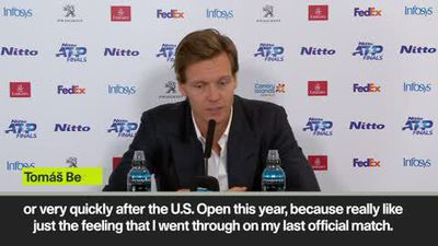 Former world no. 4 Berdych announces retirement