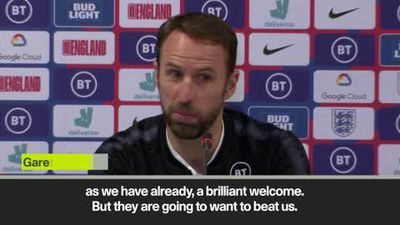 Southgate expects 'brilliant welcome' from Kosovo fans