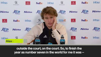 'Next year will bring a new Grand Slam champion' - Zverev