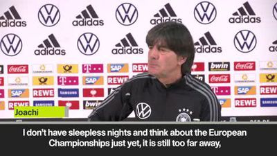 'I don't have sleepless nights over Euros' - Joachim Low