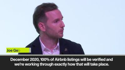 Airbnb co-founder assures '100% verification measures' at Olympics