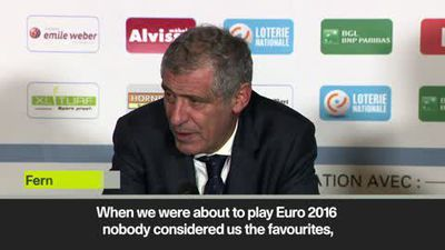 Portugal 'a candidate to win Euro 2020' – Santos on winning back-to-back titles