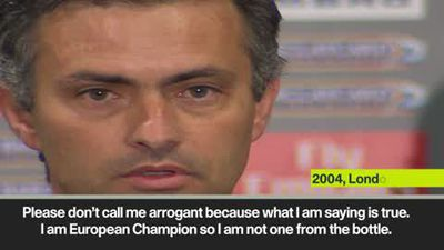 Part 2 - The best Jose Mourinho quotes from his time in England
