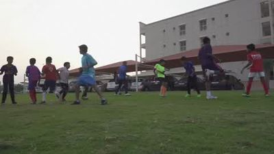 Football in Qatar told by World Cup 2022 organisers and Goal Click
