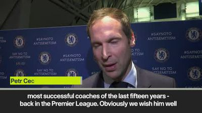 'Mourinho back is great for the Premier League' - Cech