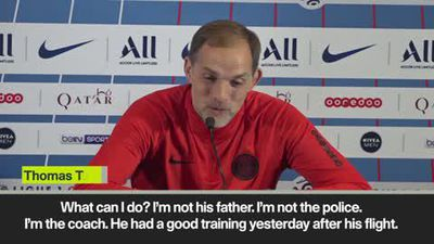 'I am not Neymar's father' says Tuchel on forward's trip to Madrid
