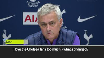 'I said that before I was sacked!' Mourinho explains why he has broken Chelsea promise by managin...