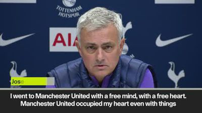 'Man Utd and Chelsea are past' as Mourinho declares himself a 'Spurs fan