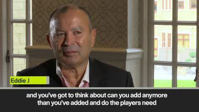Eddie Jones open to World Cup 2023 stay with England