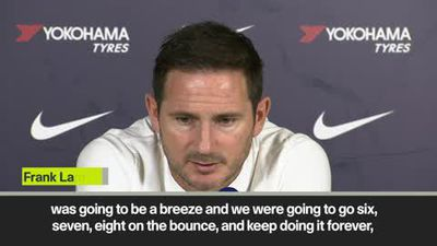Chelsea 'need to focus on reaction' – Lampard on facing Aston Villa