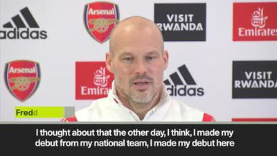 Taking charge of Arsenal at Emirates 'one of proudest moments of my life' Ljungberg
