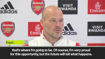 'I'd really like to speak to Wenger' - Arsenal interim coach Ljungberg