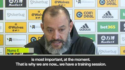 Nuno 'focussed' on West Ham game and not vacant Arsenal job