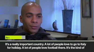 'Italy needs to change mentality' Joao Mario on racism
