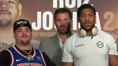 Beating Ruiz 'won't be special' Joshua