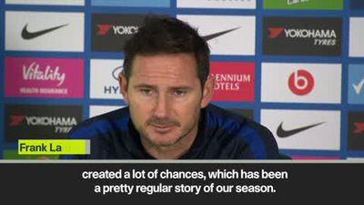 Lampard praises Chelsea and Abraham after 2-1 win vs. Aston Villa