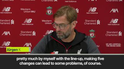 Klopp on Liverpool's 'really, really good' Merseyside derby win