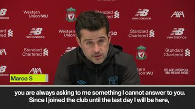'I will be giving my best every single day' - under pressure Marco Silva