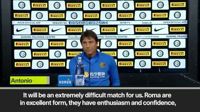 'Inter need to grit their teeth' says Conte