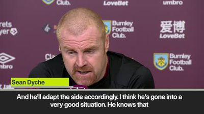 Dyche sings Mourinho's praises before Burnley meet Tottenham