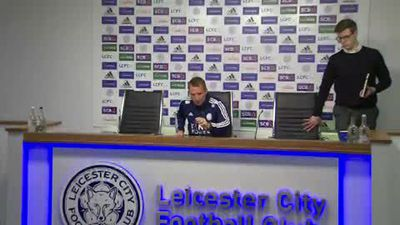 I want to keep copmpeting and fighting - Leicester boss Rodgers after signing new contract