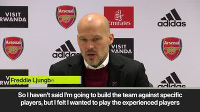 Ozil important for 'changing games' says Ljungberg ahead of West Ham