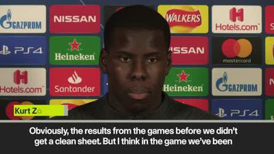 Zouma urges Chelsea to approach Lille match like a final with personality