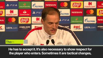 Tuchel defends Mbappe substitution in PSG's last game ahead of Galatasaray in UCL