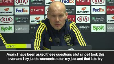 'Good answer!' Ljungberg gets glowing review from Willock