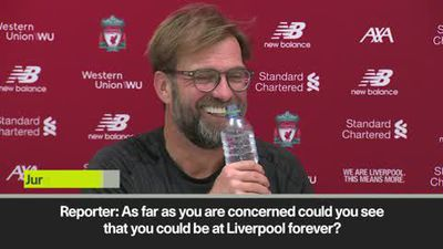 'We are all a bit confused since yesterday!' Klopp on election and whether he could stay at Liver...