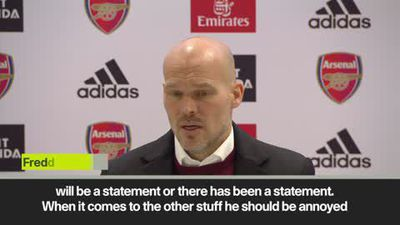 'Ozil should be annoyed' - Ljungberg on Arsenal star's reaction to being substituted