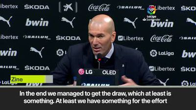 'Courtois is allowed to abandon his goal' - Zidane