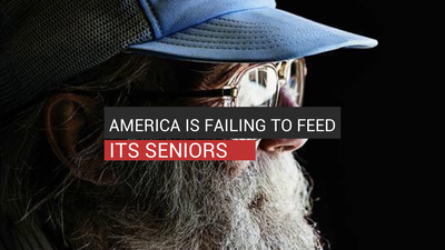 America Is Failing To Feed Its Elders