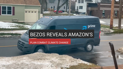 Amazon's Plan to Combat Climate Change
