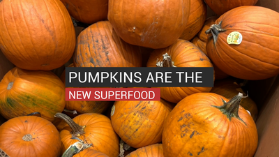 Pumpkins Are The New Superfood