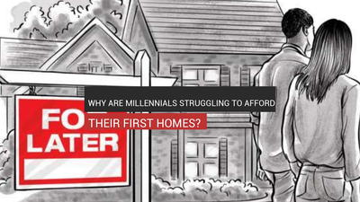 Why Are Millennials Struggling To Afford Homes?
