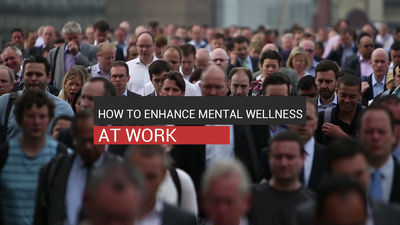 How To Enhance Mental Wellness At Work