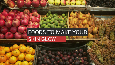 Foods To Make Your Skin Glow